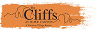 The Cliffs at Peace Canyon | Logo