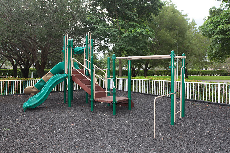 outdoor children's playground, Vacation Village at Weston